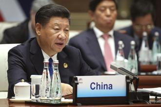 Although the BRICS declaration in Xiamen deplores the test conducted by North Korea, it emphasizes a peaceful settlement through a 'direct dialogue of all parties concerned'. Photo: AP