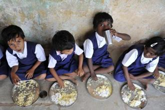 India's record in addressing undernutrition is abysmal. With a stunting rate of 38.4%, India accounts for about a third of the world's stunted children. Photo: AFP