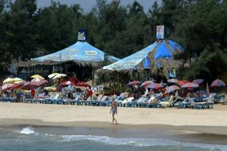 In the last one week, three incidents of drowning while swimming in the sea were reported, triggering safety concerns at the beaches. Photo: AFP