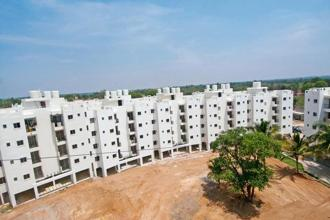 Despite a slump in the residential market, India's growing economy and housing needs have attracted opportunities for large scale residential development in tier I and tier II cities. Photo: Mint