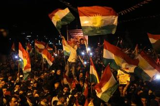 Compared with its neighbours, the Kurdistan regional government is Switzerland. Photo: AFP