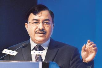 CBDT chairman Sushil Chandra has said that 14,000 people who have purchased property worth more than Rs1 crore but have not filed income tax returns will face action. Photo: PTI