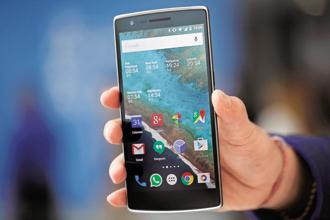 All OnePlus phones will be available at same price in Croma as on Amazon and the company's website. Photo: Bloomberg