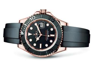 Rolex Oyster Perpetual Yacht-master 40 is priced at Rs15,81,500.