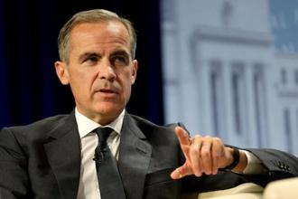 Mark Carney's speech underscores the complexity of the task facing the BoE as Britain attempts to extricate itself from the EU. Photo: Reuters