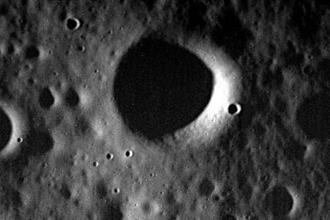 Scientists say these ice deposits on Mercury's poles may be small, but could add up to a lot more previously unaccounted. Photo: AFP