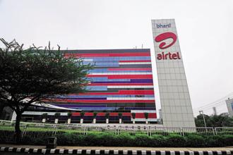 Airtel says the suggested IUC rate benefits only one operator which enjoys a huge traffic asymmetry in its favour. Photo: Pradeep Gaur/Mint