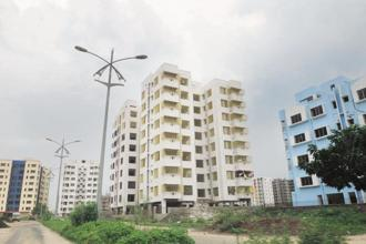 NCDRC observed that Unitech Ltd has failed to deliver the possession of the apartment even nine years after the expiry of the stipulated date of delivery and also asked it to pay Rs10,000 as cost of litigation. Photo: Indranil Bhoumik/Mint