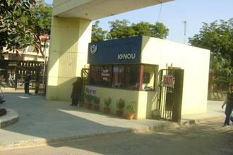 IGNOU is among 4,842 institutes and organisations to be given a final chance by the home ministry to retain licences for foreign funding. Photo: Hindustan Times