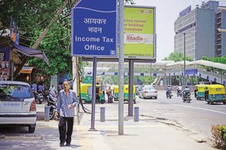 Although, the deadline for individual tax payers to file tax returns for the last financial year ended on 5 August, businesses and professionals liable for a tax audit can file their returns by 31 October.  Photo: Pradeep Gaur/ Mint