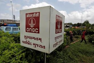 ONGC is struggling to ramp up its output as most of its production comes from mature fields. Photo: Reuters