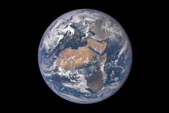 Earth has seen five mass extinction events in the past 540 million years. Photo: Nasa