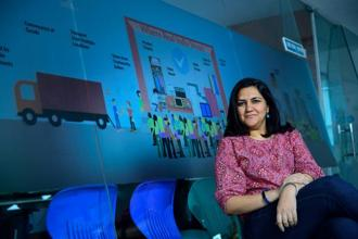 ShopClues co-founder and chief business officer Radhika Aggarwal. Photo: Pradeep Gaur/Mint