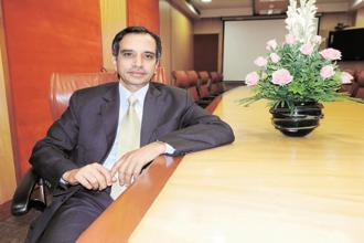 R. Shankar Raman, chief financial officer of Larsen and Toubro (L&T).