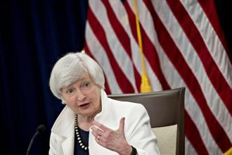 "Persistent low inflation is a bit of a ""mystery"", Fed chairperson Janet Yellen told a press conference in response to a question on Wednesday. Photo: Bloomberg"