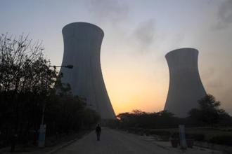 India's coal-fired power plants in August ran at a three-year high amid shortages created by lower generation from hydropower and nuclear. Photo: Bloomberg