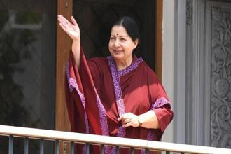 After prolonged treatment for infection and other complications, Jayalalithaa had died of a heart attack on 5 December. Photo: HT