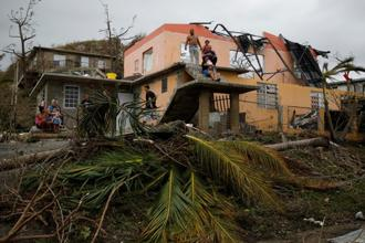 Hurricane Maria was expected to tally $45 billion in damage and lost economic activity across the Caribbean, with at least $30 billion of that in Puerto Rico. Photo: Reuters