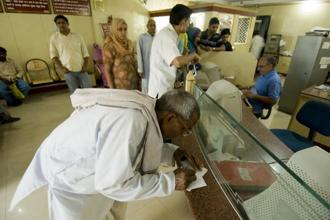 Challenges for India's banking sector incumbents are further exacerbated by their high-cost structures. Photo: Reuters