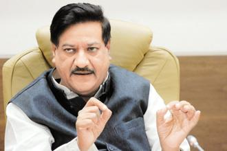 """I demand the Rs34,000 crore figure be maintained and 58 lakh farmers be given benefit... ,"" Prithviraj Chavan said. Photo: Mint"