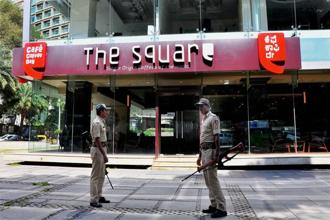 The searches at Coffee Day and its subsidiaries were carried out by the I-T department from 21 to 24 September. Photo: PTI
