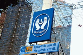 The equity sale to LIC was done through a preferential allotment of shares. File photo: Ramesh Pathania/Mint
