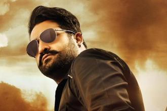 Jr. NTR in a still from 'Jai Lava Kusa', where he play three identical siblings in a typical lost-and-found tale. The one major factor contributing to the success of Telugu cinema, trade experts say, is the overseas market, particularly the US.