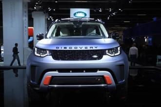 If Tata can use Maserati to bolster its brand image, the halo effect could potentially improve sales of Jaguar and Land Rover, which account for almost 80% of Tata Motors' sales. Photo: Bloomberg