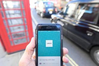 Uber, which last week had its license revoked by London transport authorities, is facing global legal challenges as existing taxi operators fight its attempts to gain footing in new regions. Photo: Reuters