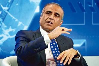 "File photo. Sunil Mittal said the telecom industry is offering ""yeoman service"" and infusing large amounts of money in strengthening infrastructure. Photo: Reuters"