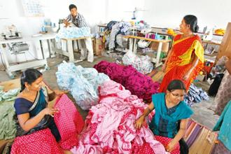A KPMG report says that the contribution of MSME sector to GDP in some of the global economies is 25-60%, but it is just 8% in India. If lending to this sector is unlocked via cash flow-based lending, it could unleash many entrepreneurs and create many more jobs. Photo: Saisen/Mint