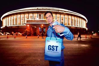UBS noted that about Rs65,000 crore of tax refunds claimed by exporters post-GST are reportedly pending, raising concerns that actual GST revenue may be lower than the Rs95,000 crore reported. Photo: PTI