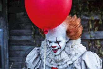 A still from 'It'.