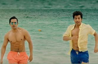 Varun Dhawan plays twins separated at birth in 'Judwaa 2'.