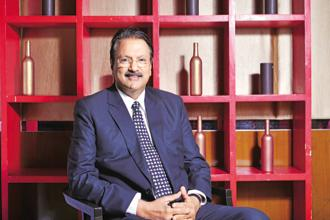 Ajay Piramal, chairman of Piramal Group. Photo: Aniruddha Chowdhury/Mint