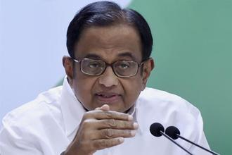 Congress leader P. Chidambaram also suggested that railway minister Piyush Goyal should instead use the Rs1 trillion meant for the project for ensuring railway safety in the country. Photo: PTI