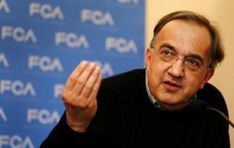 Fiat Chrystler CEO Sergio Marchionne reiterated that it was premature to spin off Alfa Romeo and Maserati brands. Photo: Reuters