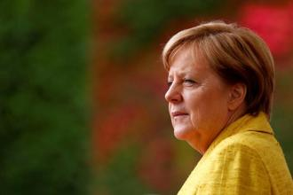 In the 12 years of her chancellorship, Angela Merkel has never been so weak. Photo: Reuters