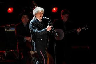 A file photo of Bob Dylan. Photo: Reuters