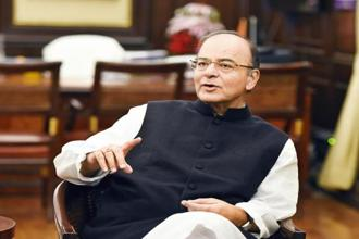 Union finance minister Arun Jaitley. The GST Council has emerged as India's first federal institution; genuinely federal and fully functional. Photo: Hindustan Times