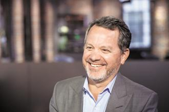 Bill McGlashan, founder of The Rise Fund managed by TPG Growth. The fund's co-founders include U2's Bono and entrepreneur Jeff Skoll. Photo: Bloomberg