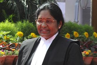 Justice G. Rohini's appointment to the OBC sub-categorization committee is strengthened by the fact that she is no stranger to the issue of reservation for the backward classes. Photo: Hindustan Times