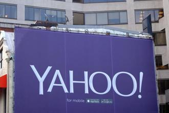 Yahoo, which was once one of the leading internet firms, sold its main online operations to Verizon in a deal that closed in June for $4.48 billion. Photo: AFP