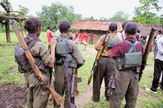 The Maoists are the last to deny they are severely stressed at present, and they have been so since 2010 when security response began to be massively ramped up, but that is not the reason for a change of leadership. Photo: AFP