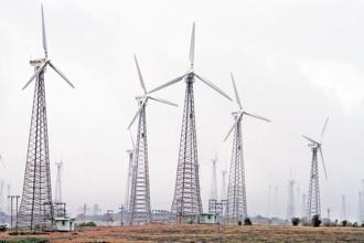 The aggressive bids came in the backdrop of India's wind sector transitioning from a feed-in tariff regime to tariff-based competitive auctions. Feed-in tariffs ensure a fixed price for wind power producers. Photo: Bloomberg