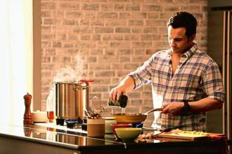 Saif Ali Khan in 'Chef'.
