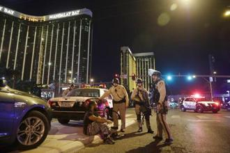 A 64-year-old Stephen Paddock killed 59 people listening to music in Las Vegas. Photo: AP