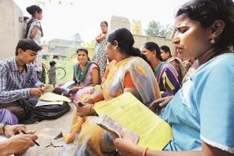 The microfinance sector has borne tremendous stress following demonetisation. Photo: Hemant Mishra/Mint