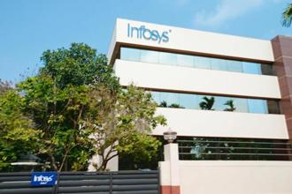 The share buyback, which will be the first in Infosys's 36-year long history, will see the company buying back over 11.30 crore shares at Rs1,150 apiece. Photo: Hemant Mishra/Mint