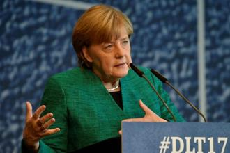 This is just the beginning of an extended political masterclass we'll see from Angela Merkel. Photo: Reuters